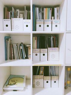 "studyforresults: "" bunzenol: "" Cleaned up my shelf today  "" Goals af """