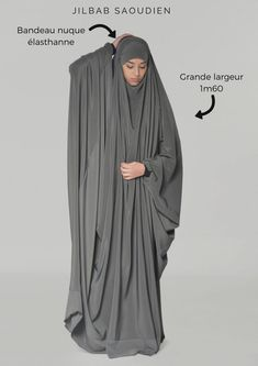 Islamic Dress Hijab Khimar Jilbab Wholesale Ethnic Clothing – Buy Abaya Jilbab Islamic Clothing,Women Ethnic Clothing,Jilbab Khimar Hijab Product on A… – Hijab Fashion Abaya Designs, Muslim Dress, Hijab Dress, Islamic Fashion, Muslim Fashion, Hijab Mode Inspiration, Abaya Mode, Hijab Stile, Modele Hijab