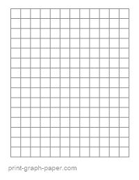 Free Graph Paper Templates