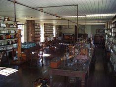 Thomas Edison's Menlo Park Laboratory, Greenfield Village, Dearborn, MI