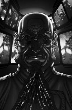 Batman Arkham City. HUGO STRANGE ES SEVERO PERSONAJE COMO TODOS LOS DE BATMAN. Batwoman, Nightwing, Batgirl, Batman Arkham City, Gotham City, Comic Villains, Dc Comics Characters, Deadshot, Deathstroke