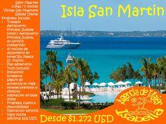Agencia de Viajes Isabella: Isla San Martin