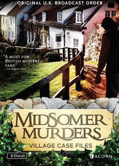 This box set features all sixteen episodes from Series Eight and Series Nine of the popular British mystery saga MIDSOMER MURDERS, which originally aired on English television between October 2004 and