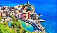 Vernazza, Liguria - Best coastal towns in Italy