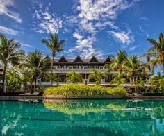 Shinta Mani Resort, Siem Reap - this is also where the Made in Cambodia market is on the weekends