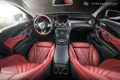 Mercedes Benz C Class's Interior Gets Embellished By Carlex Design Mercedes Benz C Class is considered to have the most luxurious interior in its segment and now, that Carlex Design has added its own touch, the competitors simply must admit the defeat. The Polish tuner has added a blend of materials to the C Class that had recently visited the studio and the...