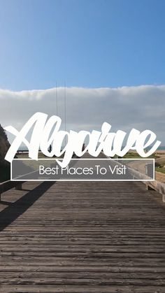 Algarve Top 10 - Best places to visit Algarve, Portugal, Self Driving, Small World, Cool Places To Visit, Channel, Videos, Tours, Gin
