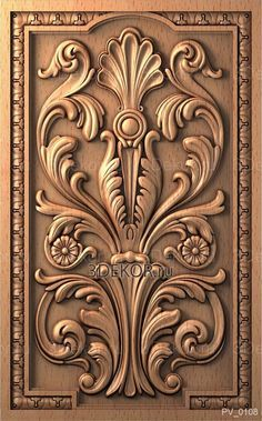 Wood Carving Designs, Wood Carving Patterns, Wood Carving Art, Wood Carvings, Home Door Design, Wooden Main Door Design, Carved Wood Wall Art, Wood Art, 3d Cnc