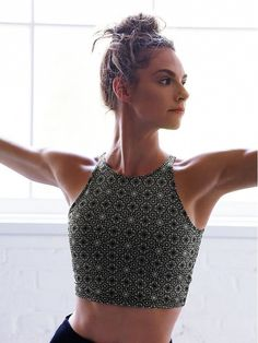 loving free people's new activewear line // perfect for the gym