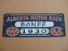 New brunswick auto assn license plate topper automobile for Alberta motor vehicle registration