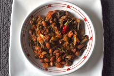 Biete (bietole) e fagioli, un piatto che sa di casa...