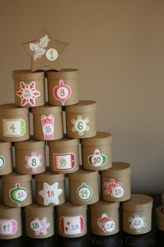 A book advent calendar for kids that doesn't require wrapping the books