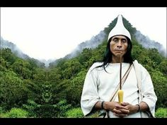 """ALUNA"", is the thought process that shapes and maintains reality, the source of life and intelligence. Sierra Nevada, Santa Marta, Art Costume, Lost City, Visionary Art, Beautiful People, World, Image, Shamanism"