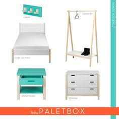 Linha Paletbox   Tok&Stok Design