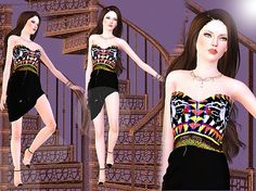 Sims Fans Bella Model Photoshooot poses by lenina_90 - Sims 3 Downloads CC Caboodle