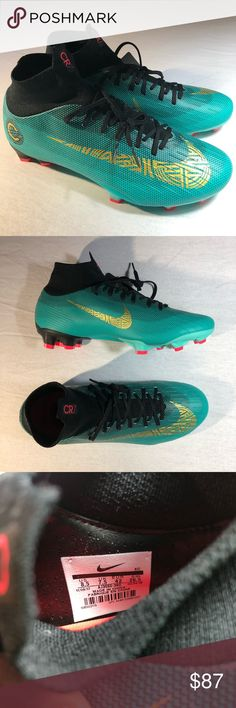 d5e54715a469 NWOB Nike Mercurial Superfly 6 Cleats Sz 8.5 New without box