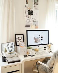 229 Best Cute Office Decor Images In 2019 Office Home Desk Home