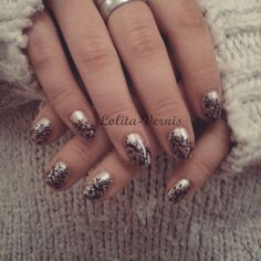 Lolita-Vernis: Nail Art