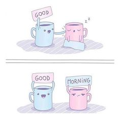 Good Morning Monday!! Which cup are you today??? #mondayfeelings #coffeeholic #coffeelovers #bomdia #goodmorning #gutenmorgen #gutenmorgendeutschland #bonjour #startstrong #butfirstcoffee