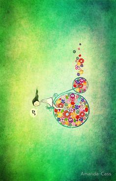 amanda cass illustration - Cerca con Google