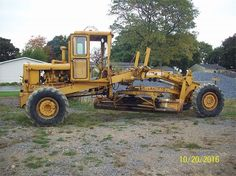 This 1964 PACER 200 POWER GRADER (9706907) is now up for bid on Municibid.com! Go check it out! #1964 #Pacer #PowerGrader #HeavyEquipment #OnlineAuction #Auction #ForSale #PA