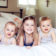 How to have a successful photo session in your own home, even if it's not magazine-worthy!