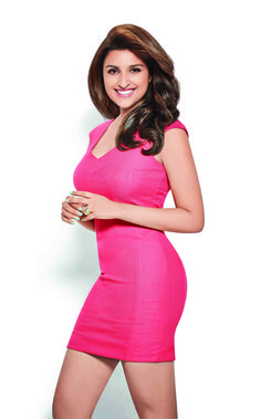 Parineeti Chopra looking gorgeous in our July-August 2014 issue