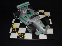 lewis hamilton racing car cake - Google Search