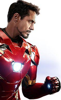 Tony Stark - Iron Man                                                                                                                                                      Más