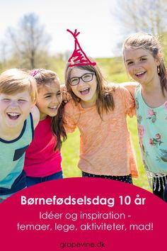 Børnefødselsdag 10 år & 10 års fødselsdag ideer.  Temaer til 10 års fødselsdag med fødselsdagslege 10 år Forslag til den mindre 10 års fødselsdag med fødselsdagslege 10 år 3 lege til 10 års fødselsdagen – mysterium & escape games: Fest, Projects To Try, Creative, People, Diy, Bricolage, Do It Yourself, People Illustration, Homemade
