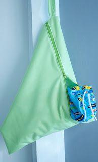 Handmade by Meg K: 'On the Go' Wet Bag Tutorial... and...