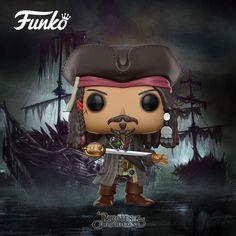 Funko POP Disney Pirates DES CARAIBES of the Caribbean Part 5 Jack Sparrow Vi