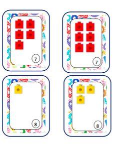 cartes complément multicubes