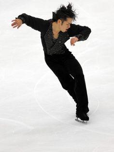 Daisuke Takahashi 2010-11FP