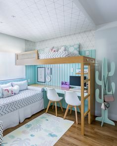 57 Stunning Kids Bedroom Design Ideas On A Budget Kids Bedroom Ideas Bedroom Budget design Ideas Kids Stunning Kids Bedroom Designs, Cute Bedroom Ideas, Home Room Design, Room Ideas Bedroom, Small Room Bedroom, Kids Room Design, Master Bedroom Design, Awesome Bedrooms, Cool Rooms
