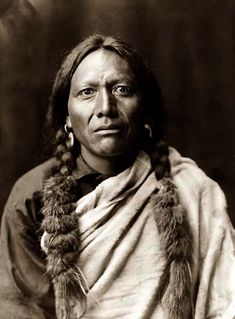 Indian Warrior...Tull Chee Hah, an Indian Warrior. It was created in 1905 by Edward S. Curtis.