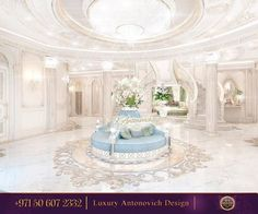 Good morning everyone! Wishing you a relaxed weekend! We share with you our beautiful #hall design! Magnificent View!  #luxurious interior is a work of art! What do you think? Do you like it?…