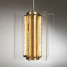 Samuel Marx, Pendant Light from the Morton D. May House, 1940s.