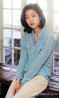 映画「モンスター」幼い時期に両親と死別したポクスン役の女優キム・ゴウン