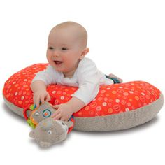 Hey Bear, It's Me Bear... 3 in 1 Nursing Cushion