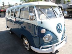 Wall Street Journal - recovered stolen 65 sea blue bus..want mine to look like this when done