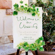 「花・装飾ウェルカムボード」 ナチュラルガーデン/結婚式 を販売する「ファルベ」は、おしゃれな結婚式アイテム専門店。結婚式の招待状や、両親のプレゼントなどウェディングに必要なものはおまかせ下さい。オリジナルギフトや招待状の制作もぜひご相談ください。