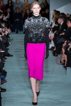 See the complete Oscar de la Renta Fall 2016 Ready-to-Wear collection.