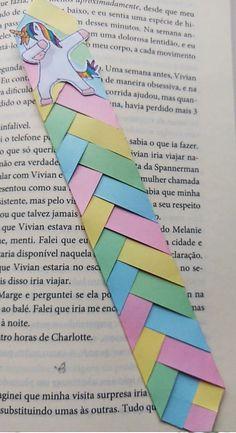 Segnalibri fai da te: la volpe - Printable Fox Bookmarks - DIY Bookmarks - Easy Peasy and Fun Diy Origami, Paper Crafts Origami, Creative Bookmarks, Bookmarks Kids, Corner Bookmarks, Bookmark Craft, Origami Bookmark, Diy Crafts Hacks, Diy Crafts For Kids