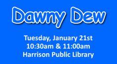Dawny Dew January 21, 2014
