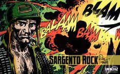 Sargento Rock não é moleza « Um Blog em Quadrinhos