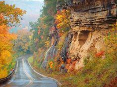 Arkansas's best drive: the Pig Trail on Arkansas Highway 23