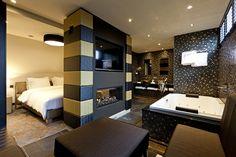 Hotel T gouden Hooft, Den Haag Suite 2 Vredespaleis -