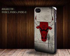iphone case73 Chicago Bulls Basketball by rainbowcaseshop on Etsy, $15.99