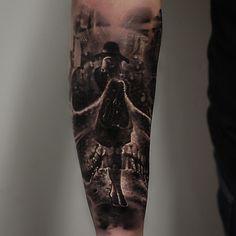Matthew James - Tattoo Artist - No Regrets Cheltenham
